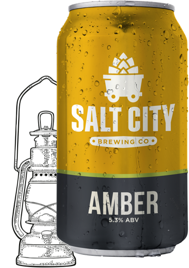 Salt City Brewing Co. Amber Ale